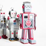 3 robots in B2B selling
