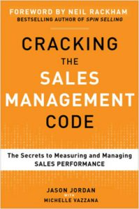 cracking sales management code